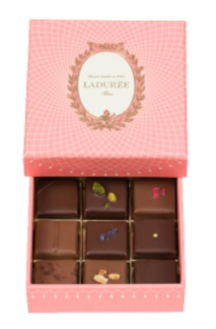 バレンタインのチョコを選ぶ(3)憧れ高級チョコ