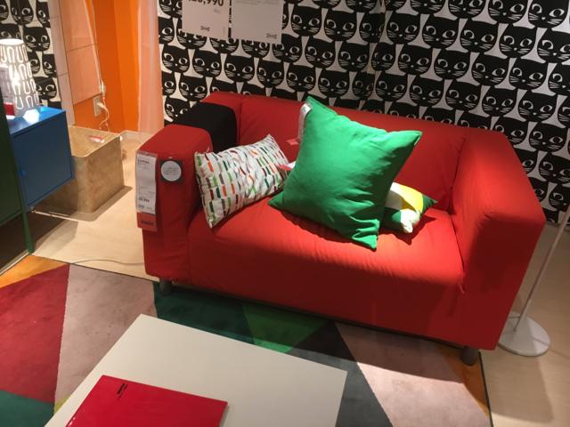 プチプラでソファを探す IKEAとニトリのソファ