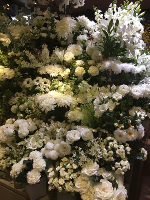 花嫁DIYの街 浅草橋へ(2)フラワーアイテム3店舗
