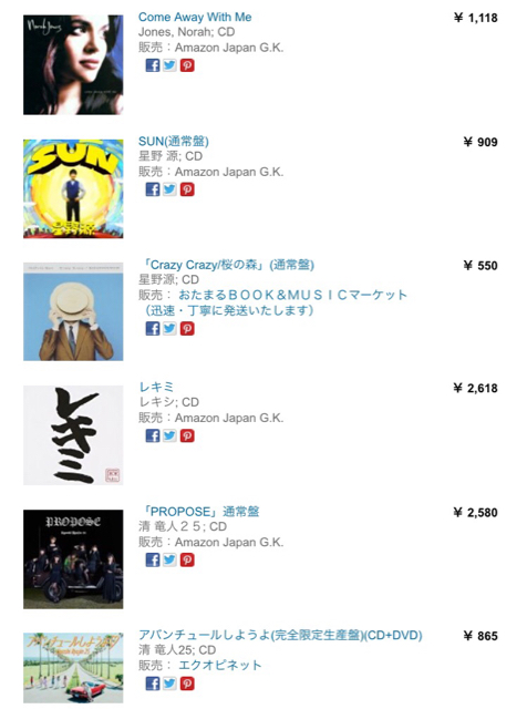 CD到着♪