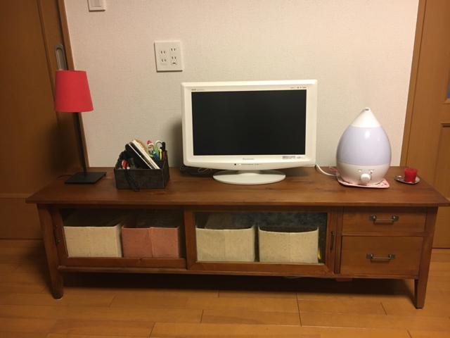 お部屋のBefore After!大型家具の設置完了♪