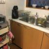IKEAのワゴンでキッチンをすっきり収納✨